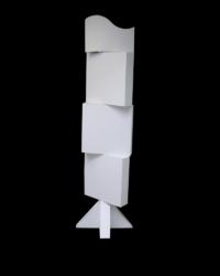 Totem 3 cubes