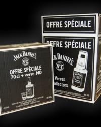Caisse de bouteilles