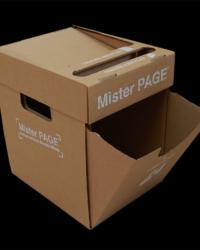 Boîte de recyclage