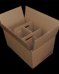 Boîte a fond automatique 6 cases