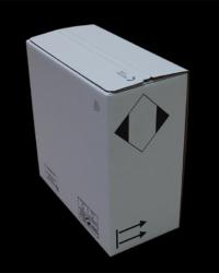 Boîte fermée